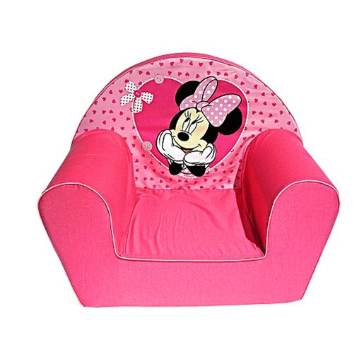 Disney - Minnie Mouse - Sillón Minnie Fashionista (varios modelos)