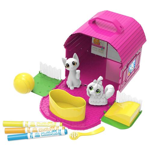 Washimals - Playset playground