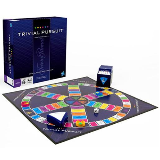 Trivial Edición Master