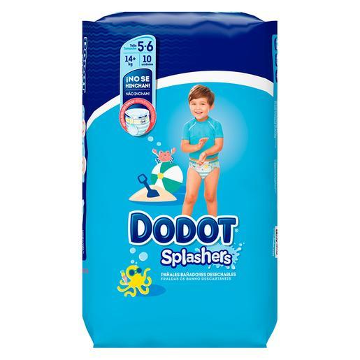 foto Dodot - Pañales-Bañadores Splashers T5 (12-15kg)