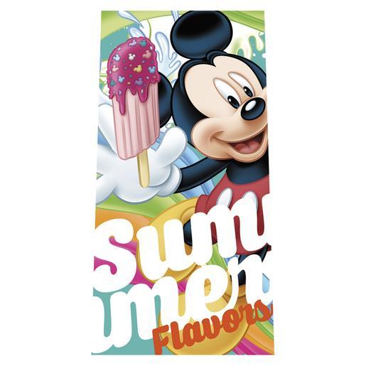 Mickey Mouse - Toalla 60x120 cm + Bolsa (varios modelos)