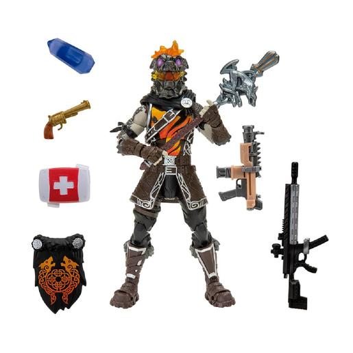 Fortnite - Molten Battle Hound - Figura articulada Legendary