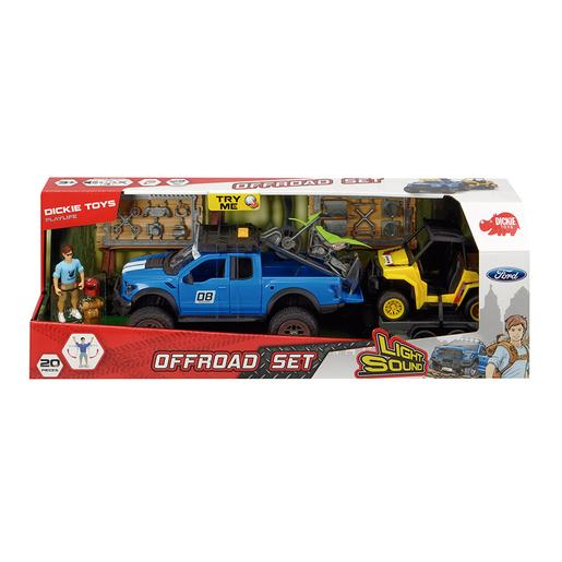 Playlife - Set Off Road Todoterreno