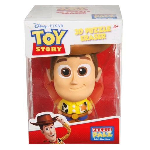 Toy Story - Borrador Puzzle 3D Woody