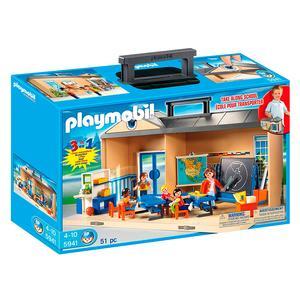 Playmobil – Escuela Maletín – 5941