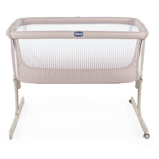 Chicco - Cuna colecho Next2Me Air Dark Beige Chicco