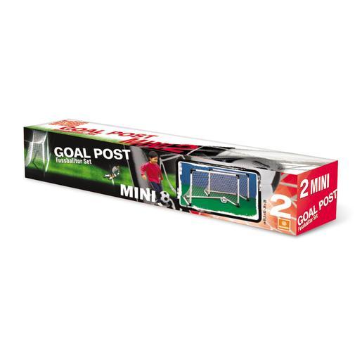 Set de 2 Miniporterías Goal