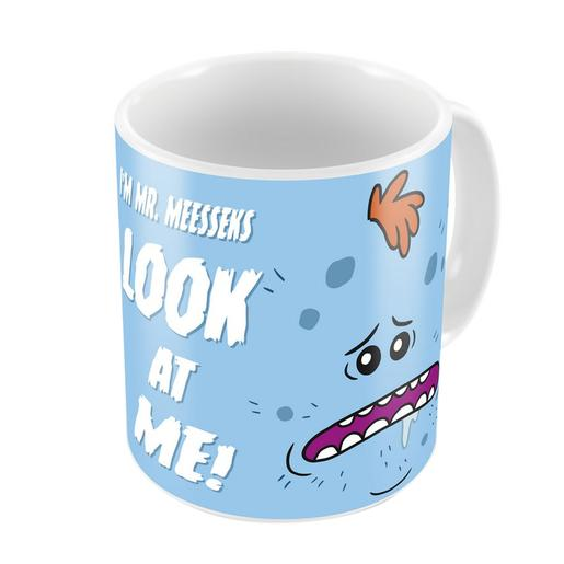 Ricky y Morty - Taza Mr. Meeseeks