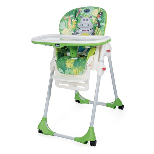 Chicco - Trona Polly Easy Happy Jungle