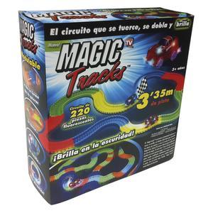 Circuito Magic Tracks (varios colores)