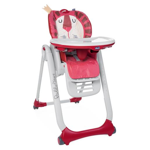 Chicco - Trona Polly 2 Start Lion