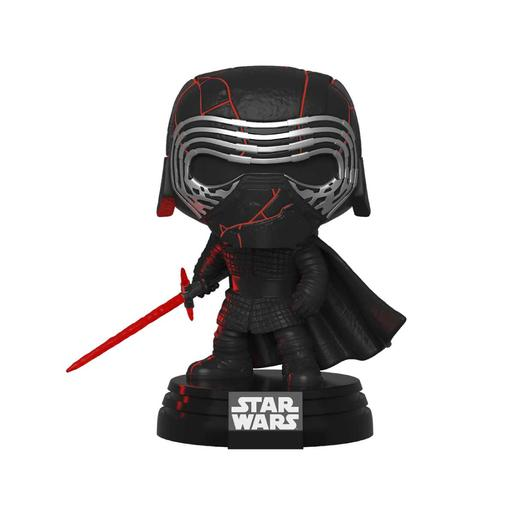 Star Wars - Kylo Ren Rise of Skywalker Electrónico - Figura Funko POP