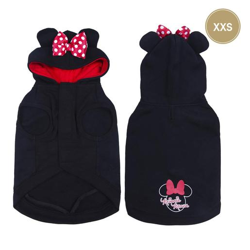 Sudadera para perros Cotton Brushed Minnie XXS