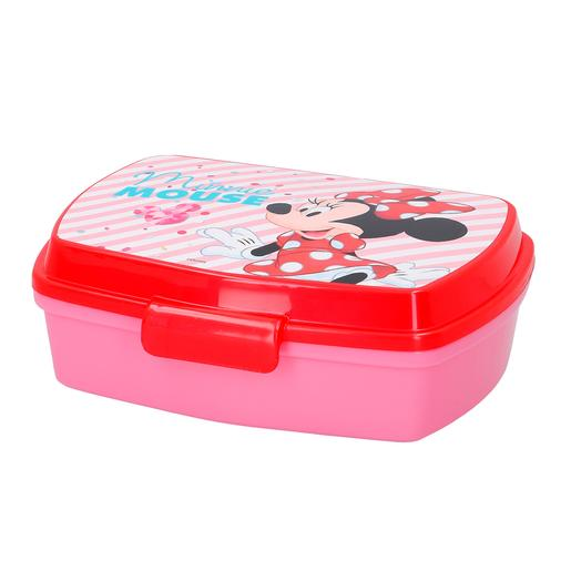 Minnie Mouse - Sandwichera de Plástico Fun