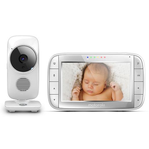 Motorola - Vigilabebés Digital 5 Pulgadas Vídeo - MBP48