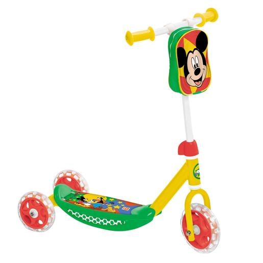 Mickey Mouse - Patinete de 3 ruedas