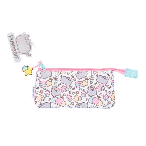 Pusheen - Estuche Triple Policanvas