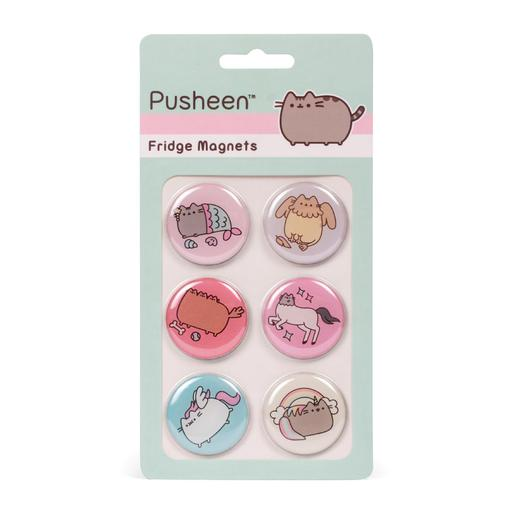 Pusheen - Set de 6 Imanes