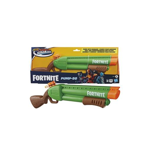 Nerf - Super Soaker Fortnite Pump Sg