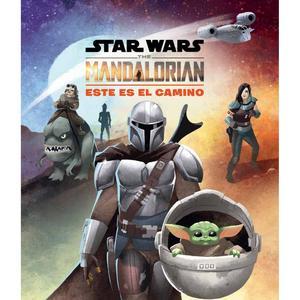 ToysRus Star Wars - The Mandalorian - Este es el camino - Libro