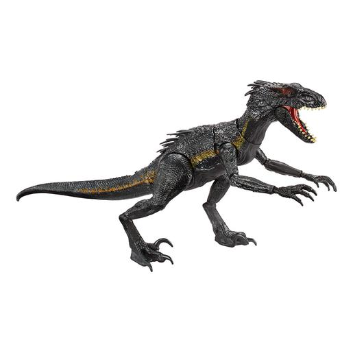 Jurassic World - Indoraptor con Luces y Sonidos
