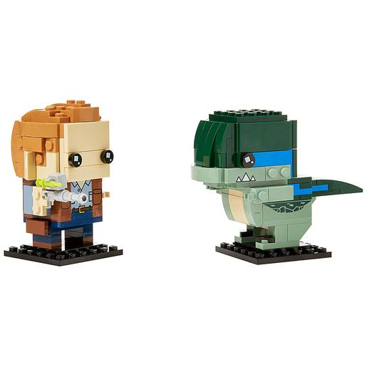 LEGO BrickHeadz - Owen y Blue - 41614