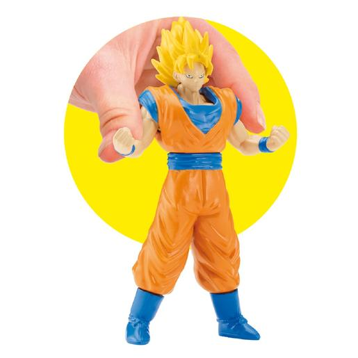 Dragon Ball - Goku Super Saiyan - Figura Súper Poder Dragon Ball Super