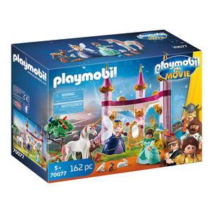 ToysRus|Playmobil - Marla en el Palacio Cuento de Hadas Playmobil The Movie - 70077