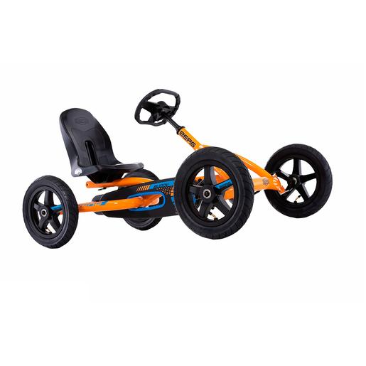 Triciclo Kart 4 ruedas Buddy B-Orange