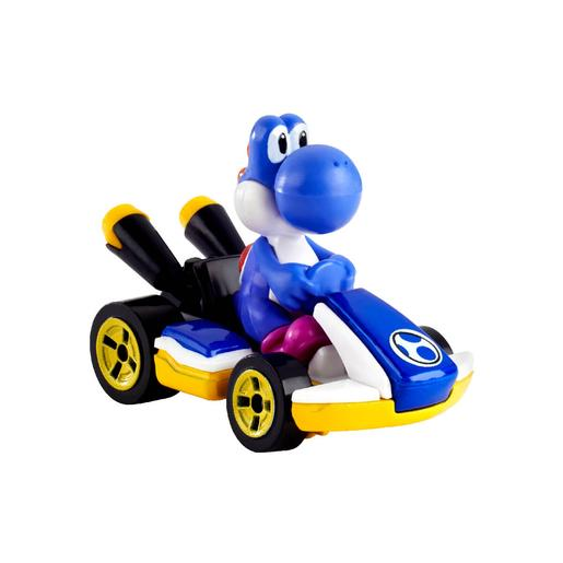 Hot Wheels - Super Mario - Mario Kart Pista Castillo de Bowser