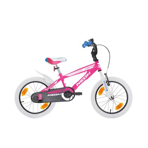 Avigo - Bicicleta Neon 16 Pulgadas Rosa