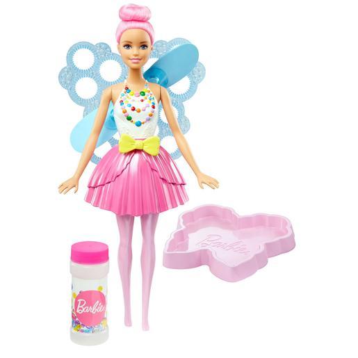 Barbie - Hada Burbujas Mágicas