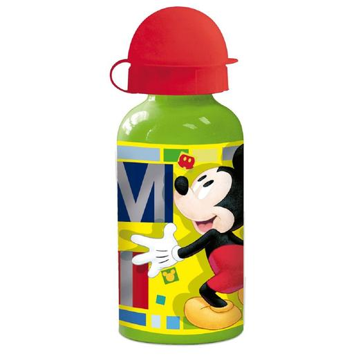 Mickey Mouse - Botella de Aluminio Pequeña 400 ml
