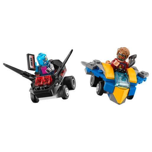 LEGO Super Heroes - Mighty Micros Star-Lord vs Nébula - 76090