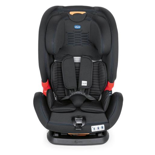 Chicco - Silla de coche Akita Fix Black Air