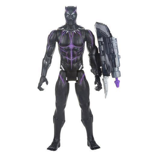 Los Vengadores - Black Panther - Figura Titan Hero Power FX 2.0