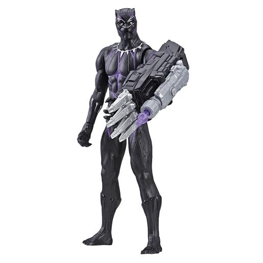 Los Vengadores - Black Panther - Figura 30 cm Titan Hero Power FX