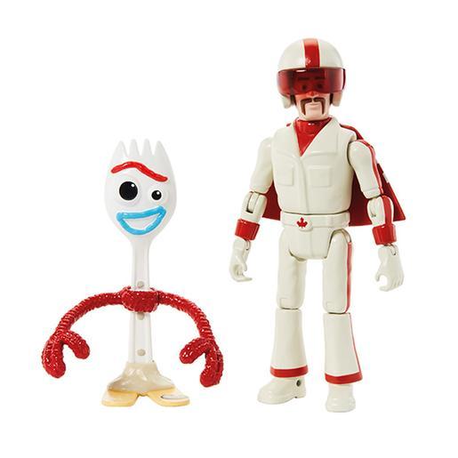 Toy Story - Figura Básica Forky & Duke Caboom Toy Story 4
