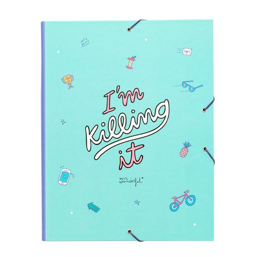 Mr. Wonderful - I'm Killing It - Carpeta Separadora