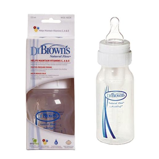 Dr. Brown´s - Biberón Options Dr. Brown's Boca Ancha 150ml