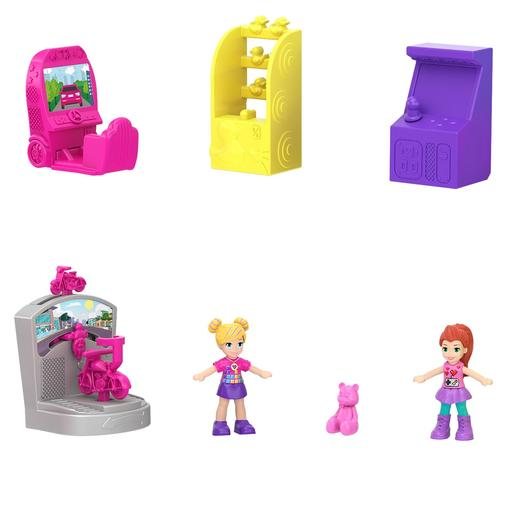 Polly Pocket - Salón Recreativo