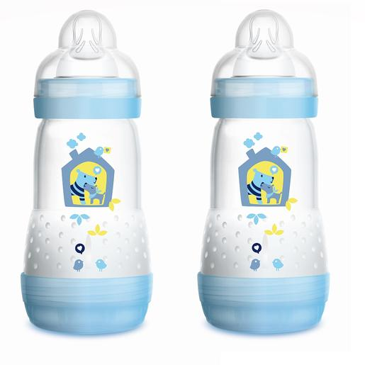 Doblepack biberón anti-colic 260ml
