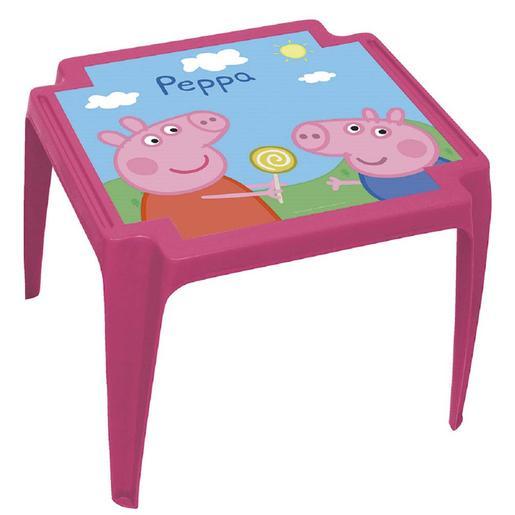 Peppa Pig - Mesa de Plástico