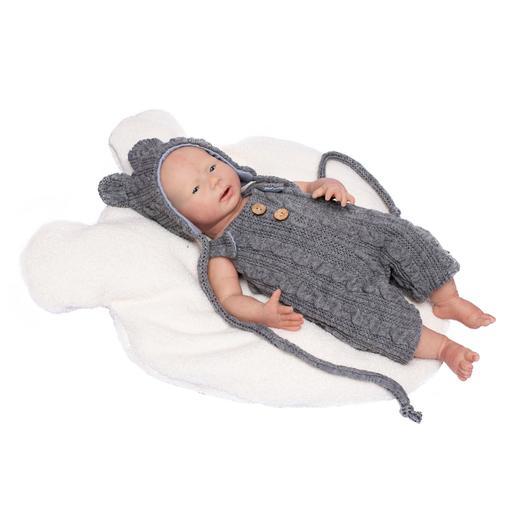 Bebé Reborn Aitor 46 cm