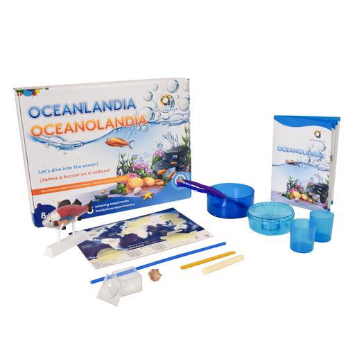AmbarScience - Oceanlandia