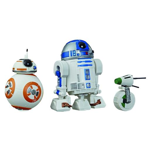 Star Wars - Pack Figuras Droides Galaxy of Adventures