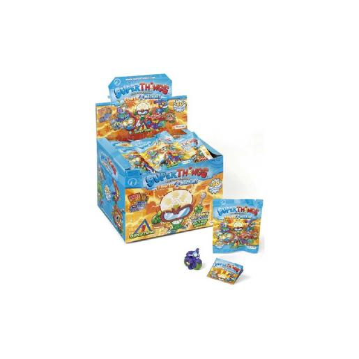 SuperThings - Pack 50 sobres One Pack Power Machines Serie 7