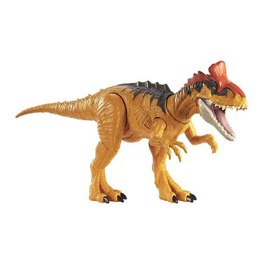 Jurassic World - Cryolophosaurus - Figura Sound Strike