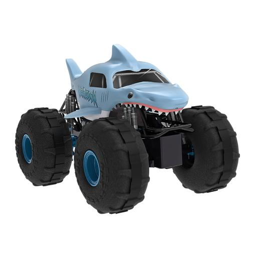 Monster Jam - Megalodon Anfibio RC