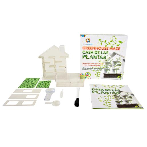 AmbarScience - Casa de las Plantas